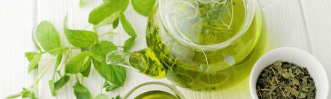 В чем польза зеленого чая