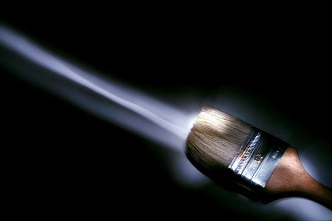 Световая кисть в фотографии