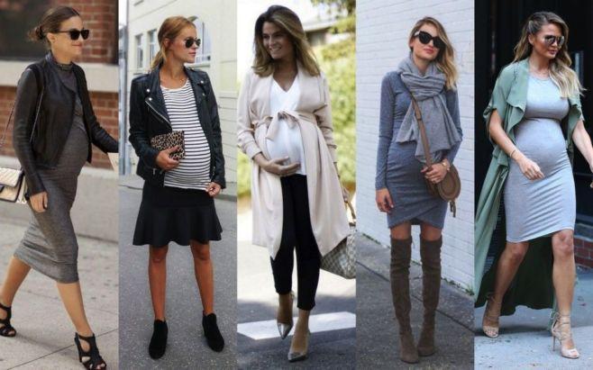 Что носить при беременности