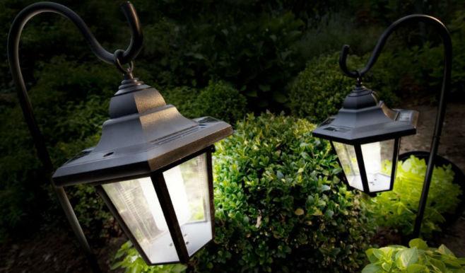 Как выбрать уличные фонари