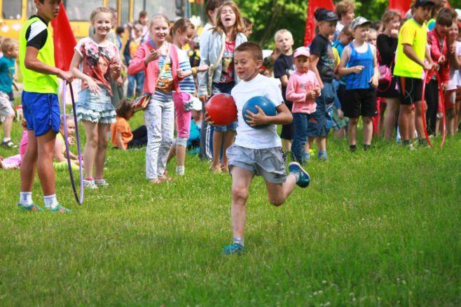 Как организовать детский спортивный праздник