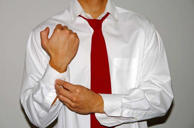 Как накрахмалить рубашку