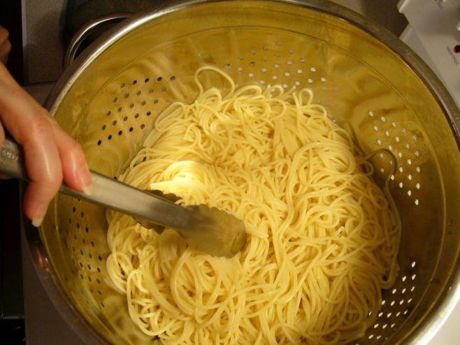 Как приготовить макароны