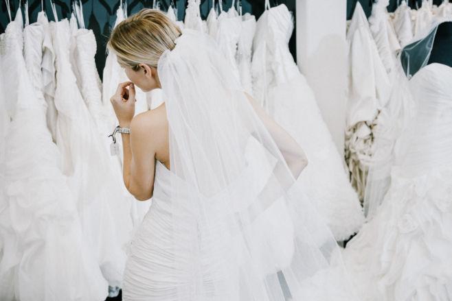 Как выбирать свадебное платье