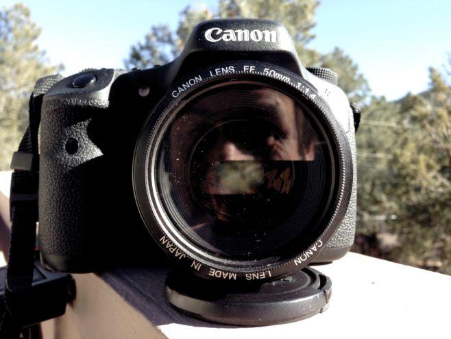 Как фотографировать зеркальным аппаратом