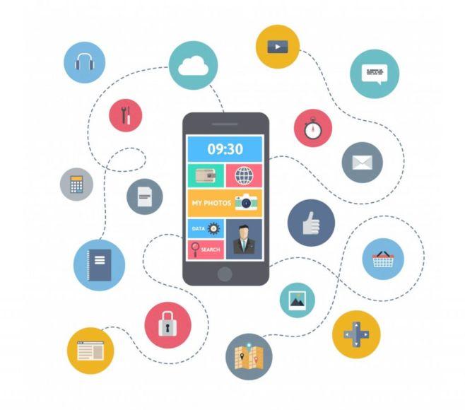 Сколько клиентов компании может привести приложение для Android и IOS?
