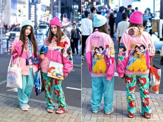 Что модно в Японии