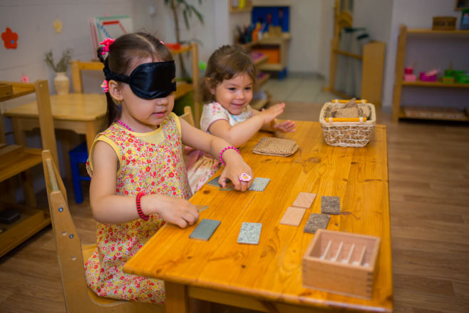 Методика развития детей по Монтессори