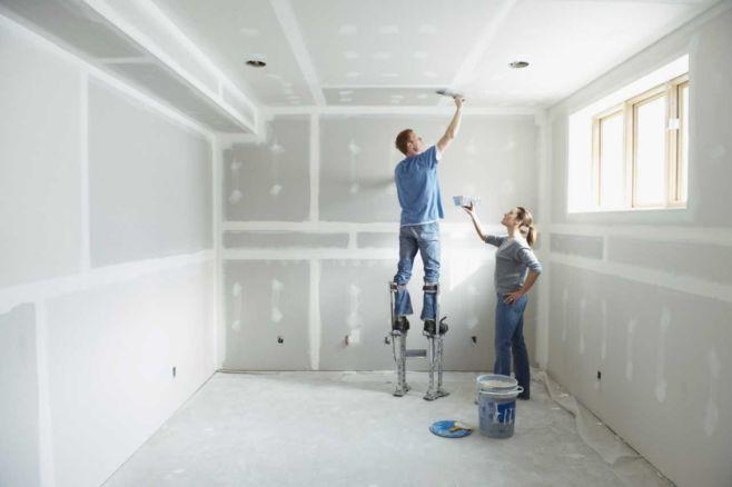 Как подготовить квартиру к установке натяжного потолка