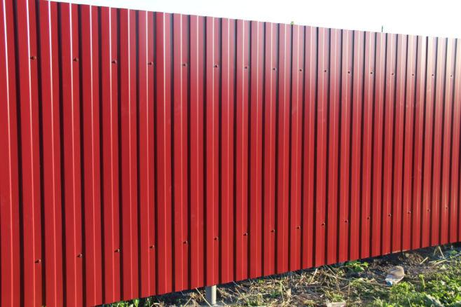 Из чего строить забор