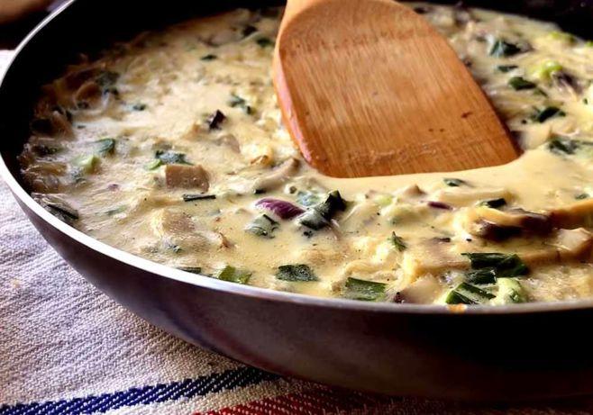 Как приготовить соус из шампиньонов