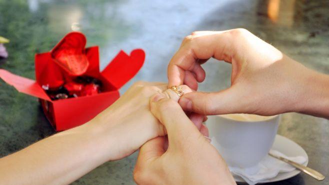 Как сделать предложение руки и сердца?