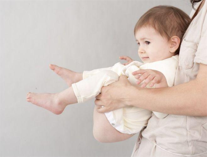 Как высаживать ребенка