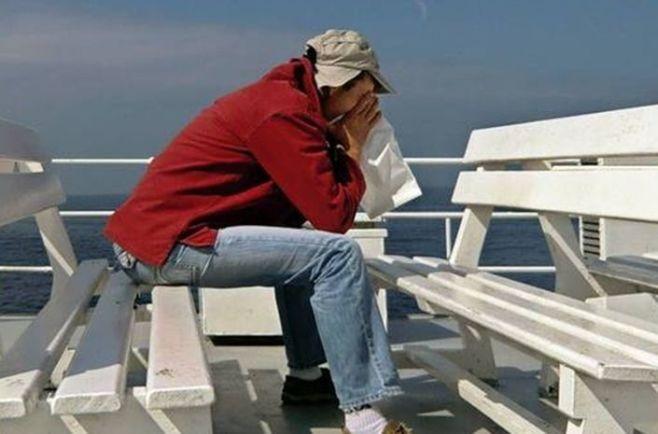Как бороться с морской болезнью