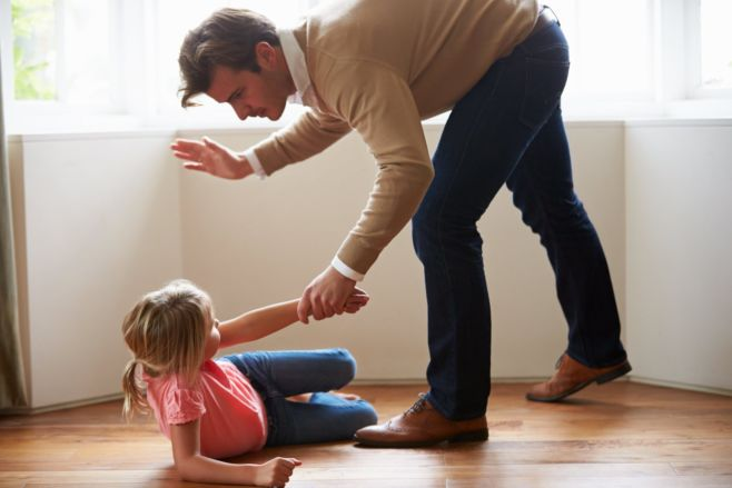Как и за что можно наказывать малыша