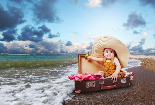 Как фотографировать в отпуске