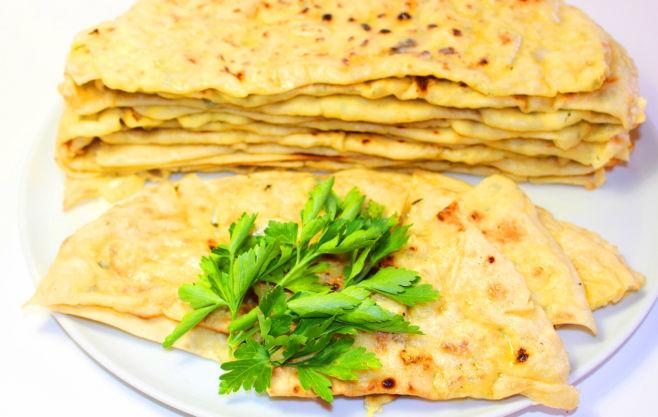 Дагестанские лепешки «Чуду» – рецепт