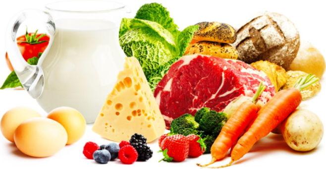 Как правильно питаться чтобы набрать мышечную массу