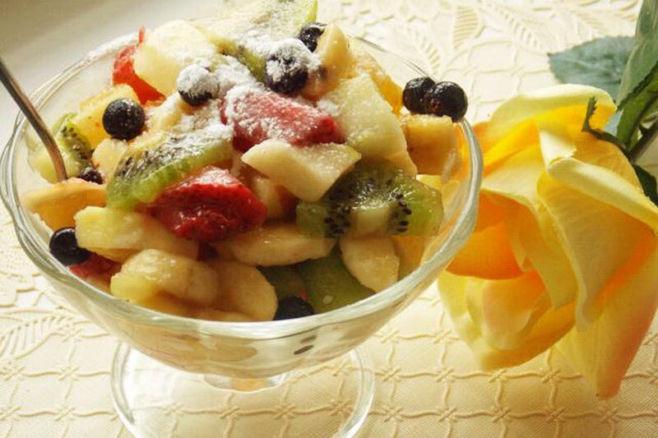 Как приготовить десерты из фруктов