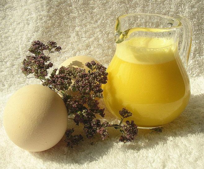 Рецепты домашних шампуней
