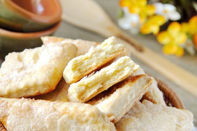 Как испечь слоёное печенье