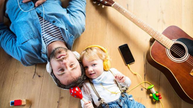 Польза детских песен