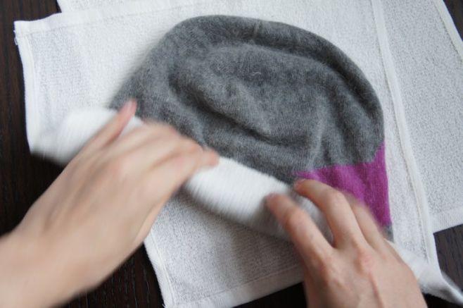 Как постирать свитер из кашемира