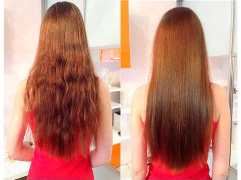Средства для домашнего ламинирования волос